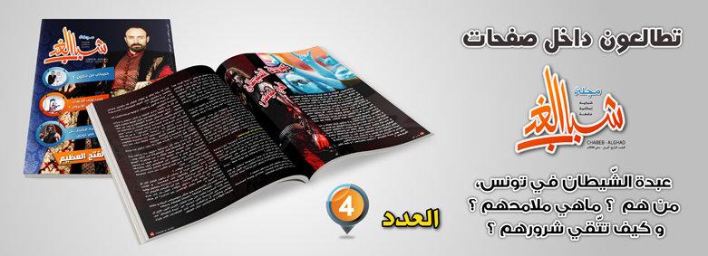 تصميم المجلات