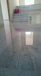 la cristallisation du marbre