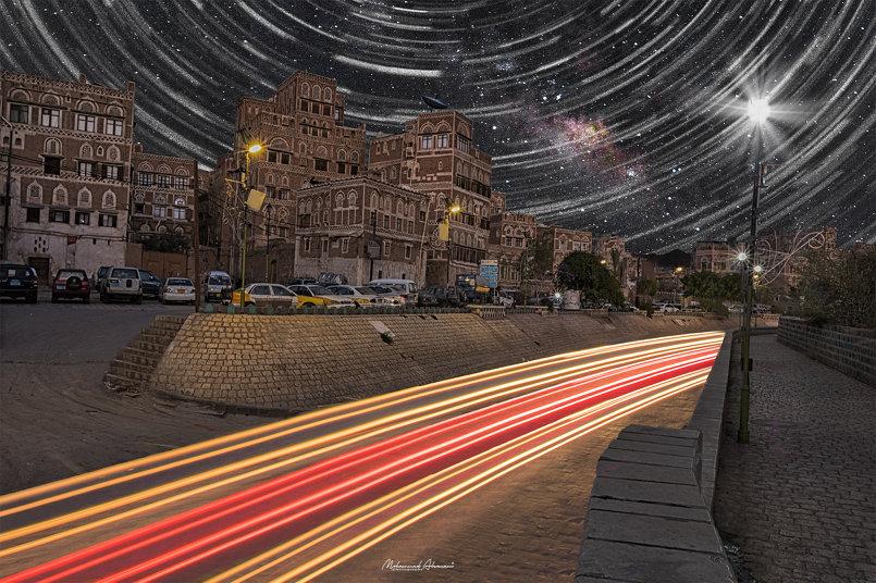 صنعاء Cameraman/mohammde alsanani عدسة المصور محمد الصنعاني  اليمن  إب  Yememn  lbb  مصورين اليمن  مصورين العرب
