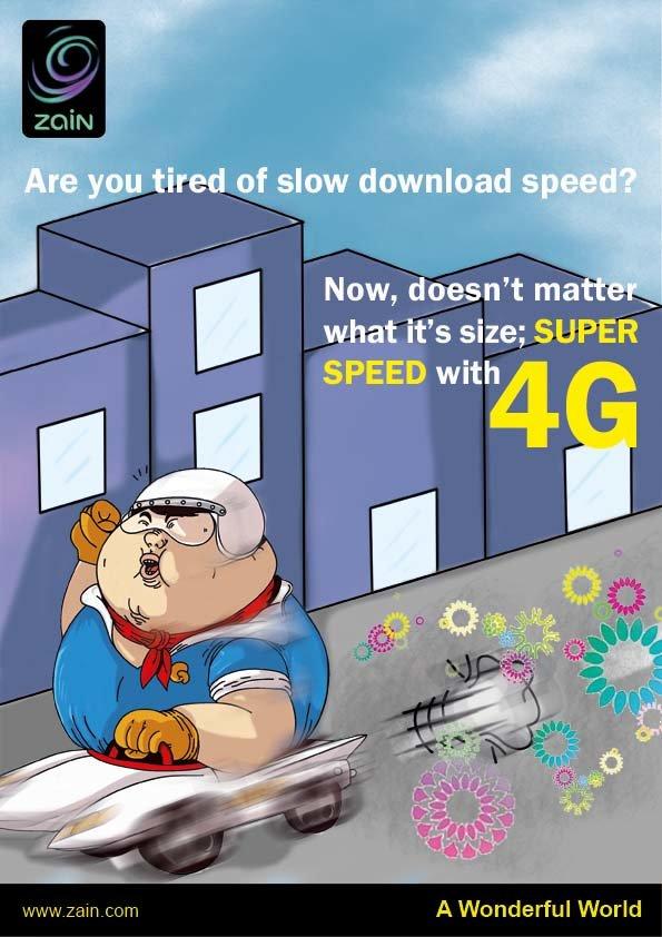 4G Campaign