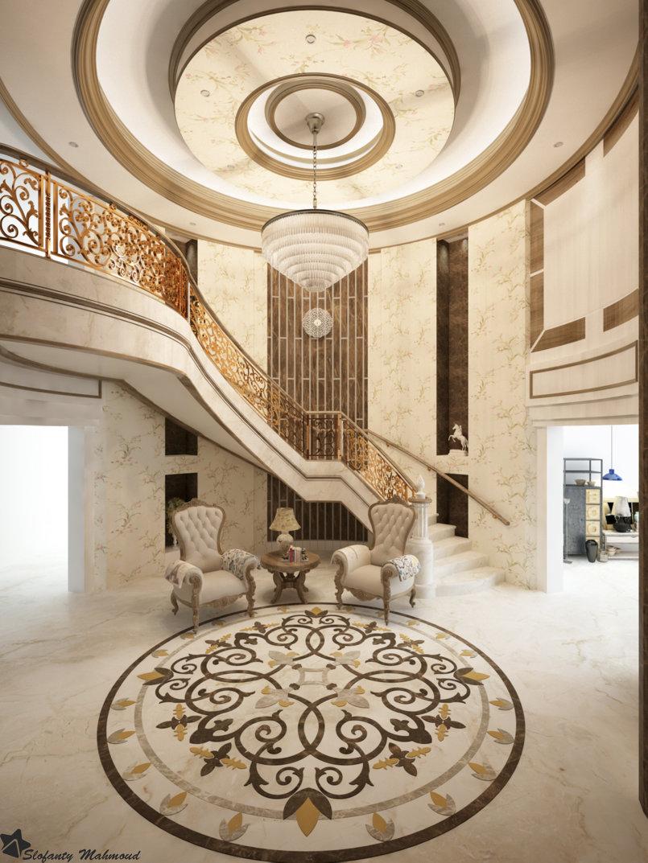 architectural interior_Classic