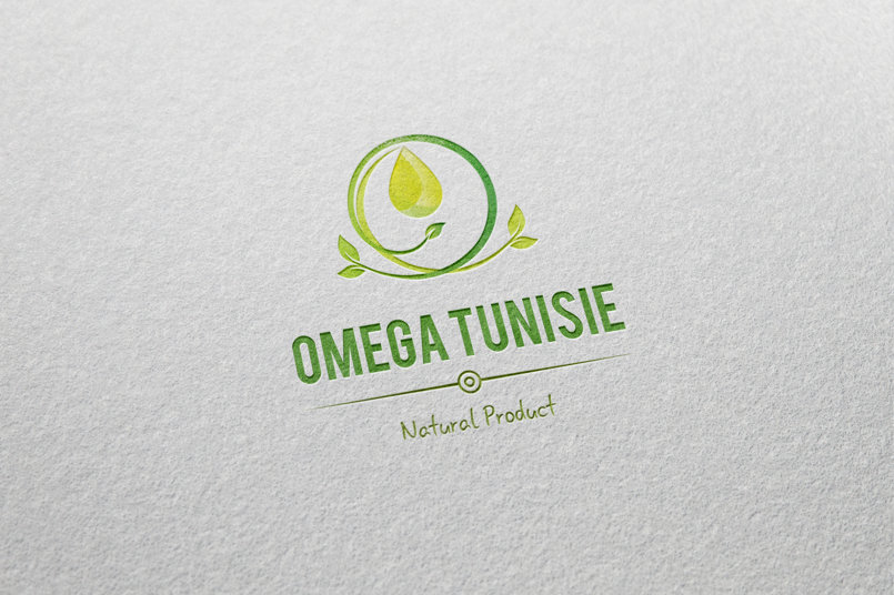"Packaging & Corporate Identity for ""Omega Tunisie"" (Tunisia)"