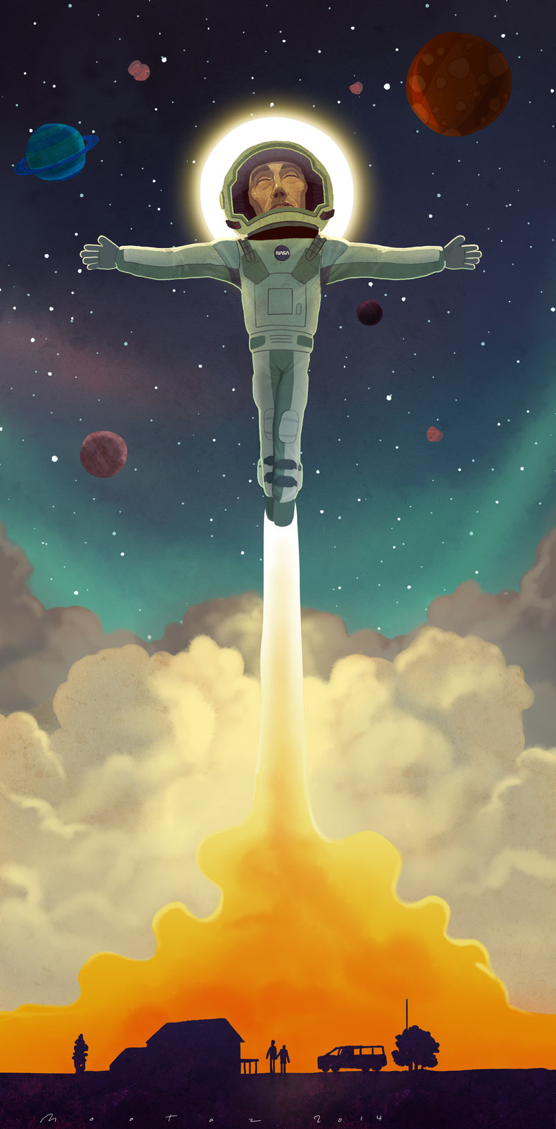 Interstellar Movie FanArt