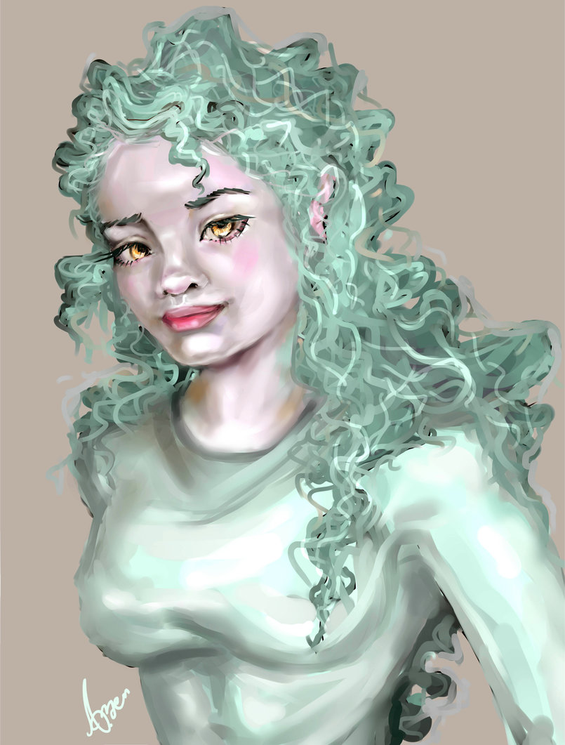 1 - digital painting