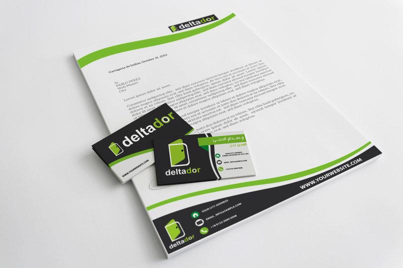 Delta Door Website + Deniz for import & Export CO.