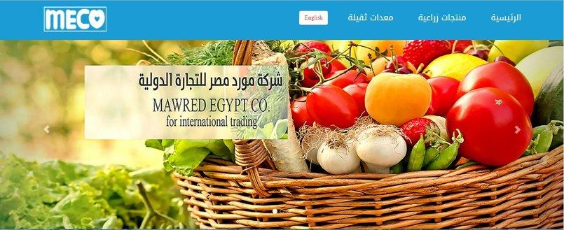 شركة مورد مصر للتجارة الدولية والتوزيع