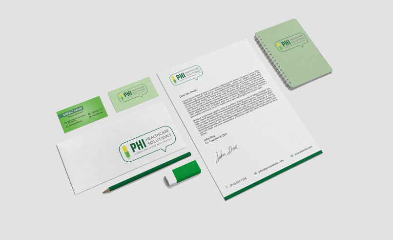 PHI Brand Identity