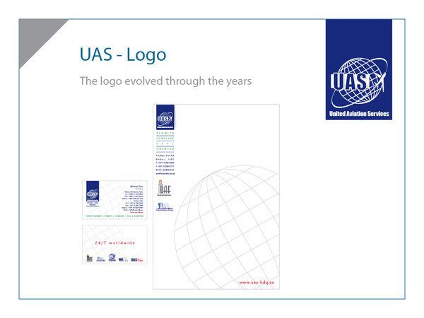 UAS re-branding