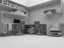 تصميم الغرفة الشخصية بدون الخامات