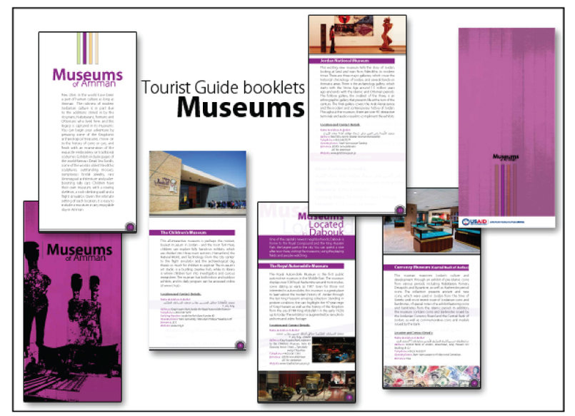 Museums located in Jordan