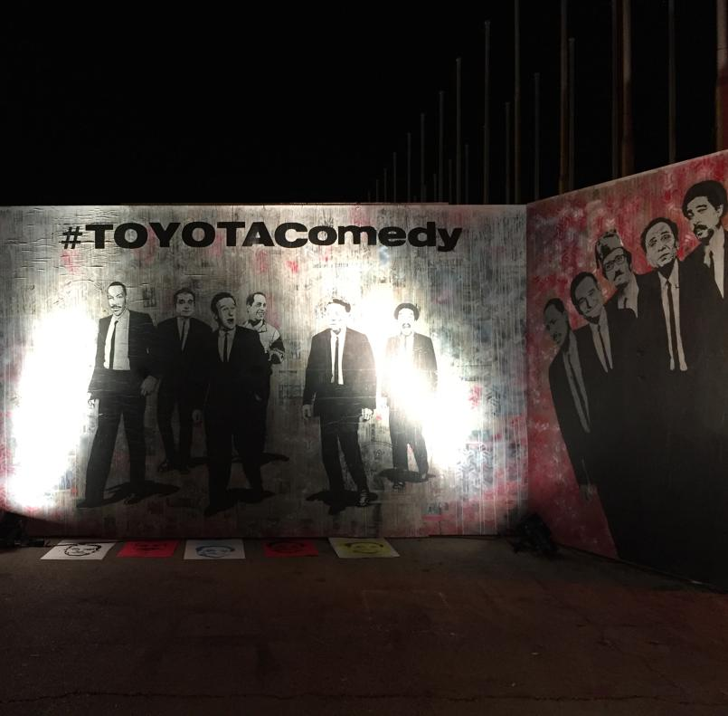 #ToyotaComedy