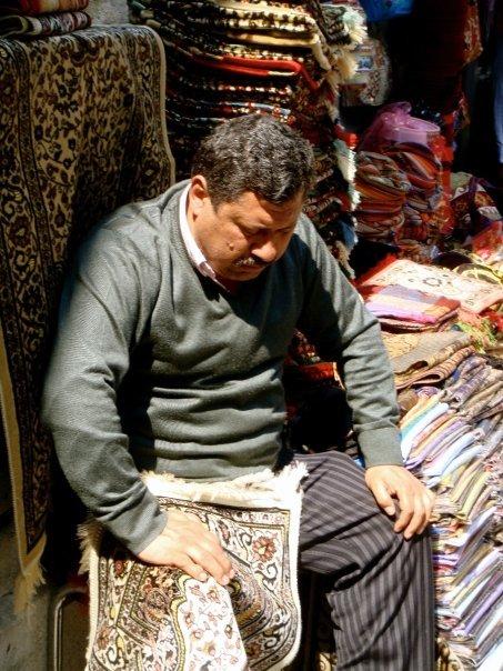 istanbul flee market, turkey