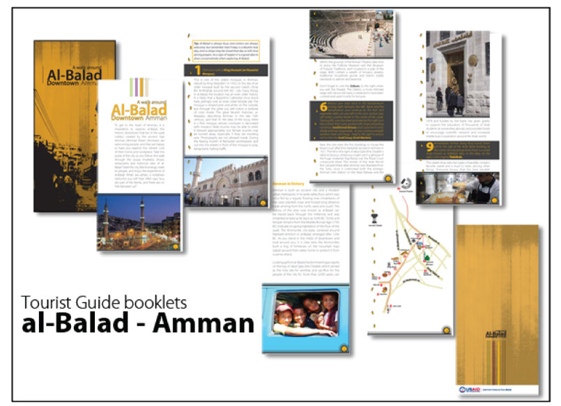 Al-Balad walking Trail booklet