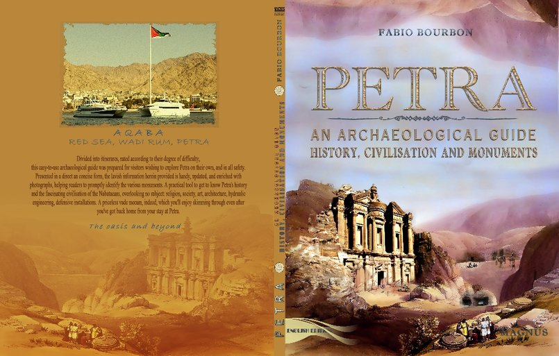 Petra .. Book Covers