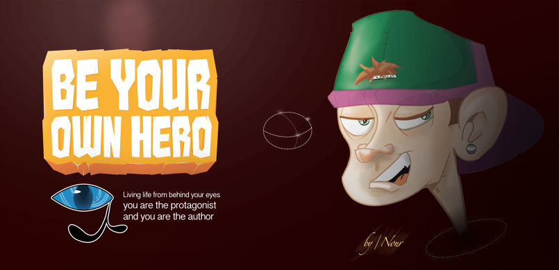 be your own hero 1
