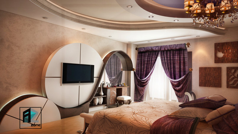 Master Bedroom for Arch zone