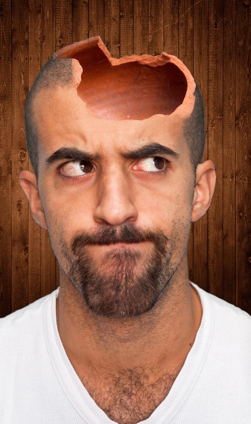 رأس بلا عقل