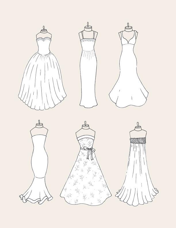 تصميم أزياء وملابس راقية وفخمة .