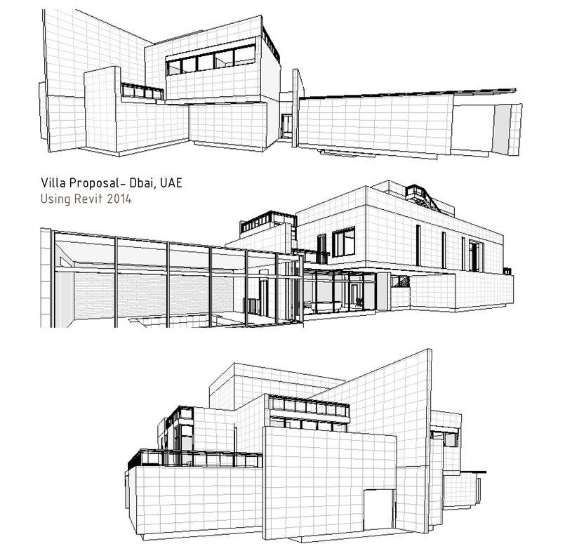 Villa Proposal. Dubai- UAE
