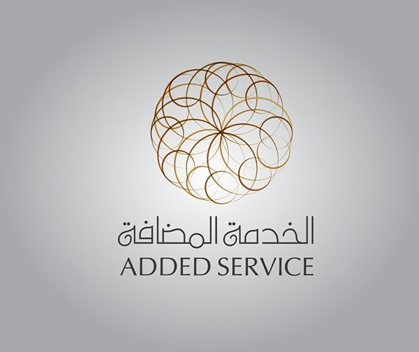 Added Service logo design