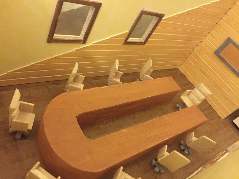 مجسم مقترح لمكتب وزاري في الاردن