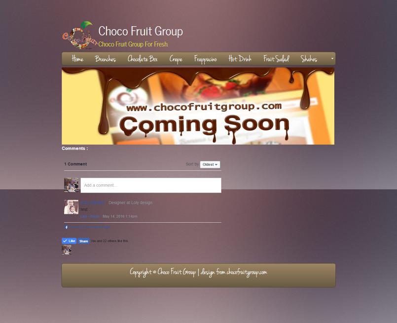 Choco Fruit Group