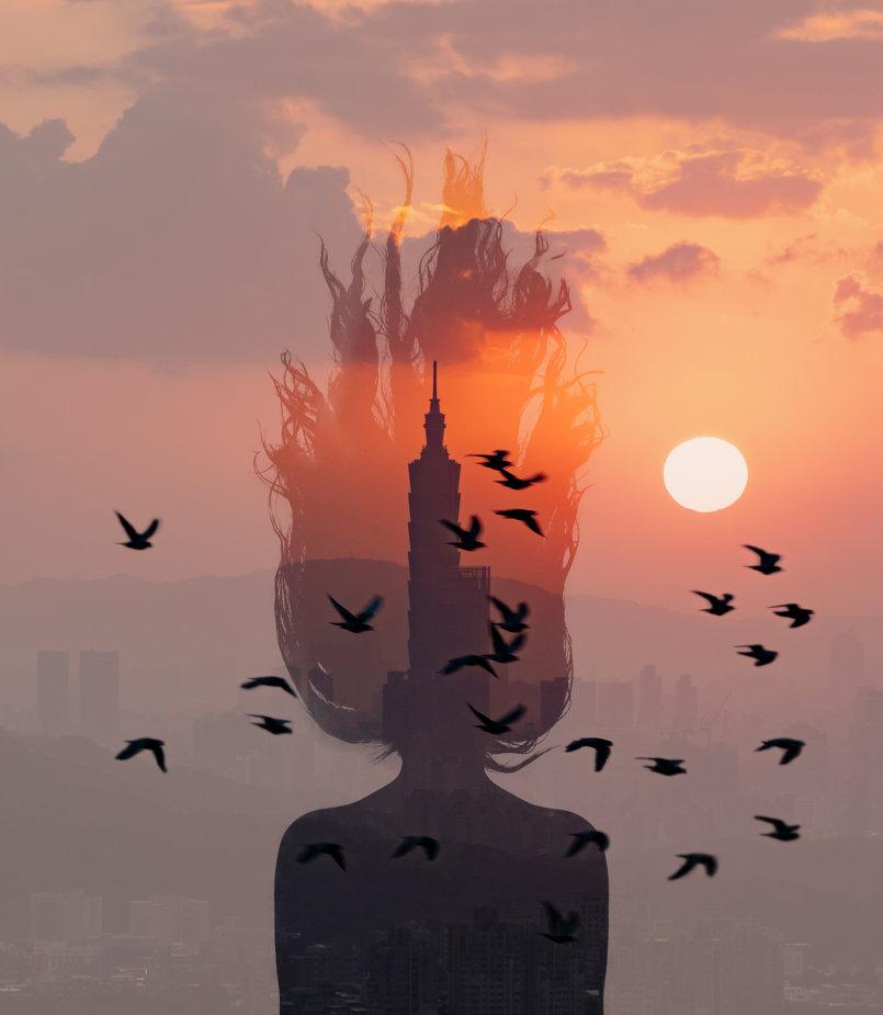 Sunset in my Head
