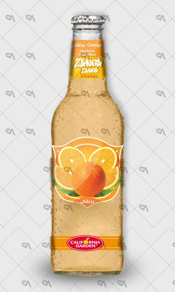 Zanga Zanga (Sparkling Fruit Drink)