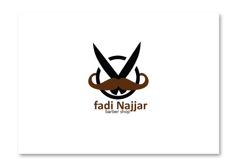 Fadi Barber Shop - Official Logo