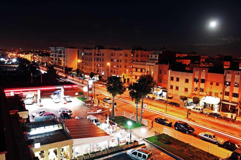 مدينة الدار البيضاء الإقتصادية