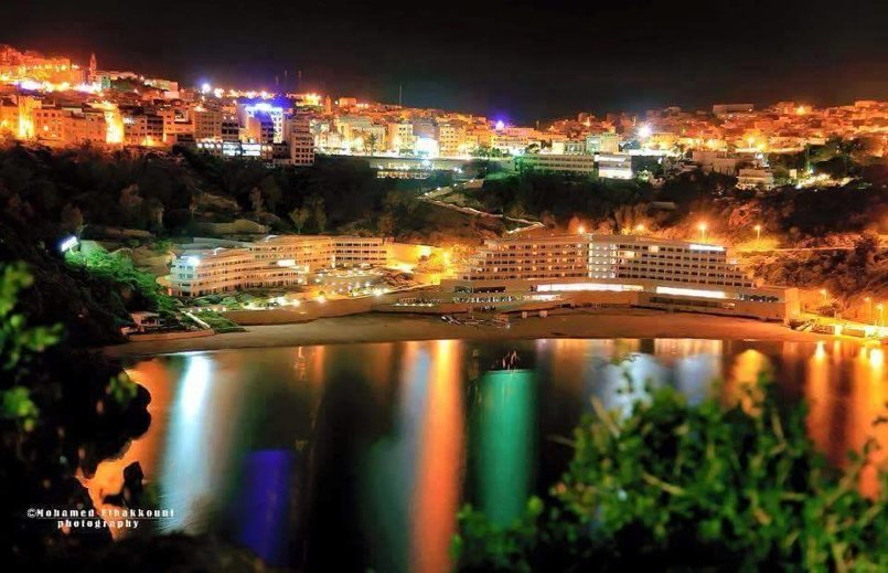 بلد المغرب و جمال مدنه