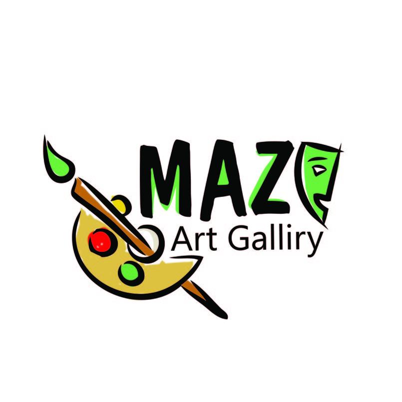 maze art