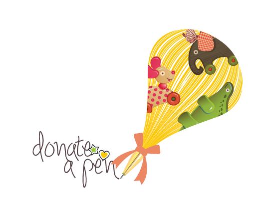 Donate a pen