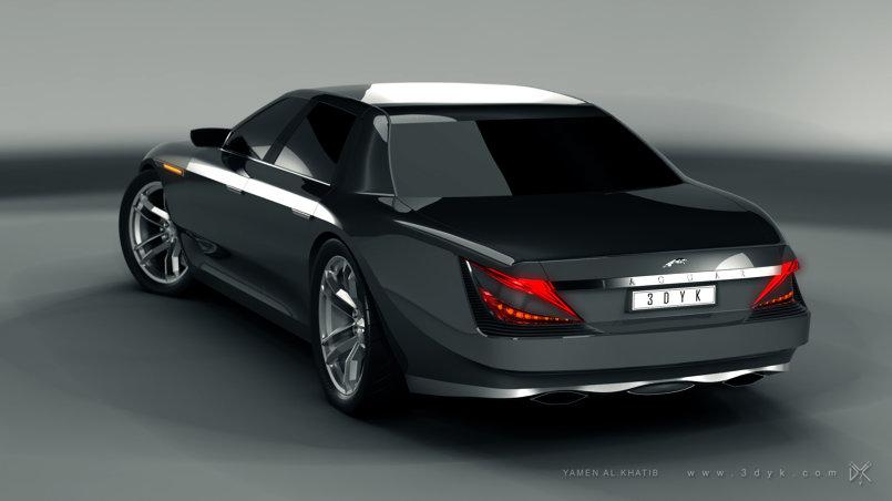Concept XJR JAGUAR