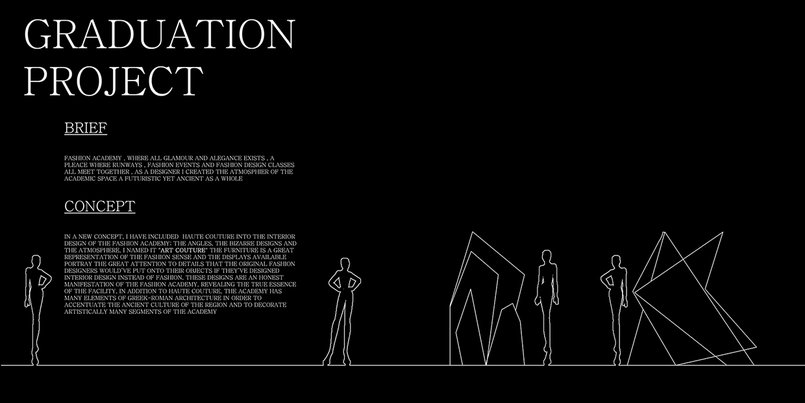 Graduation Project - Fashion Academy
