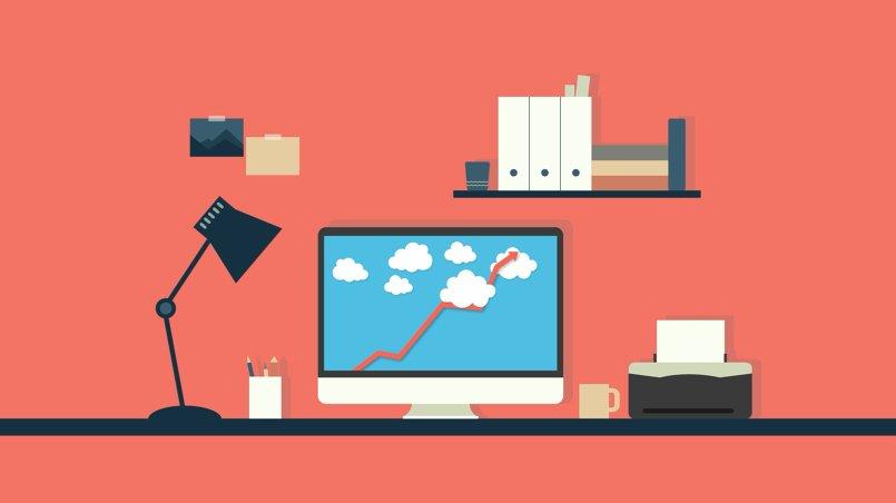 موشن جرافيك لموقع للتجارة الإلكترونية | Motion Graphics