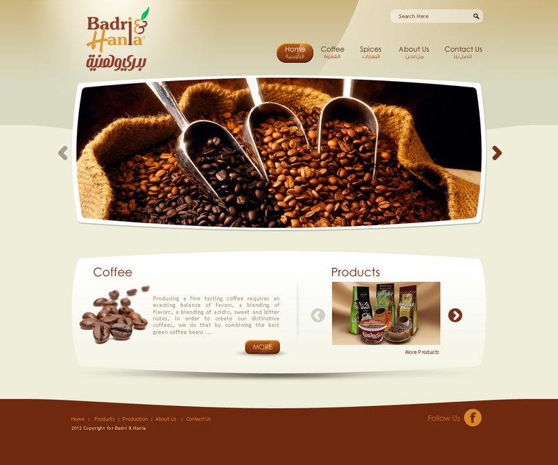 Badri and Hania Websit