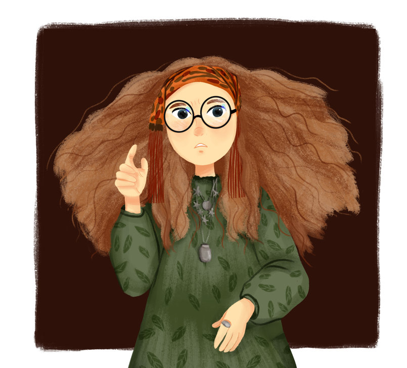 Day 4: misunderstood, professor trelawney