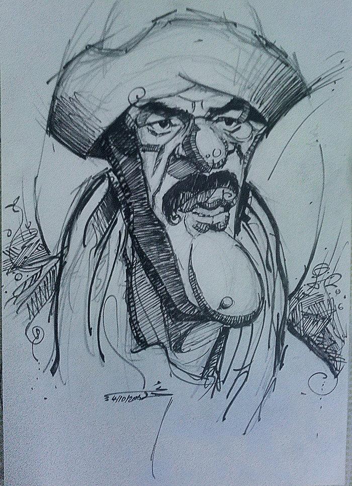 حسين أبو الحجاج - Hussein Abo Elhagag