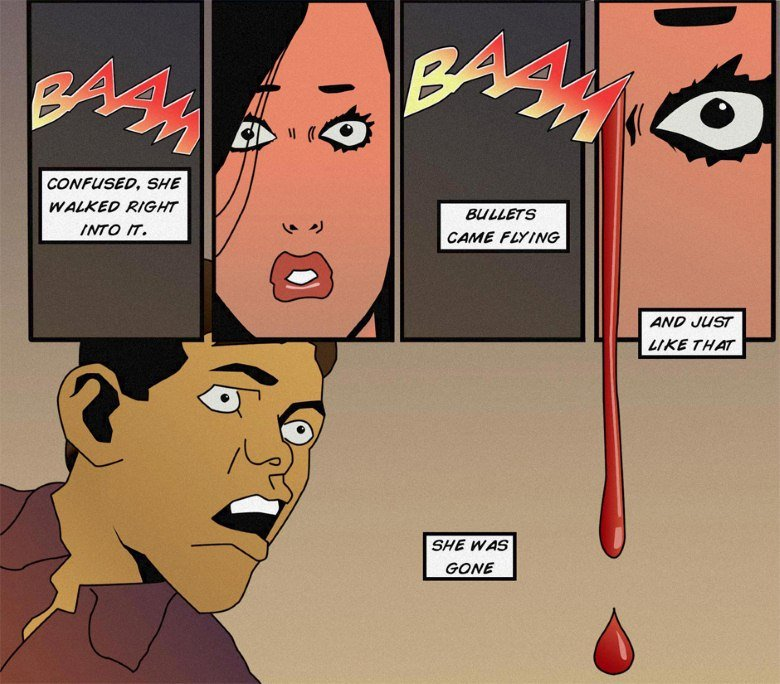 Palestine: The Graphic Novel 1