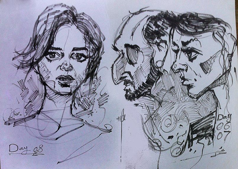 اسكتشز - Sketches