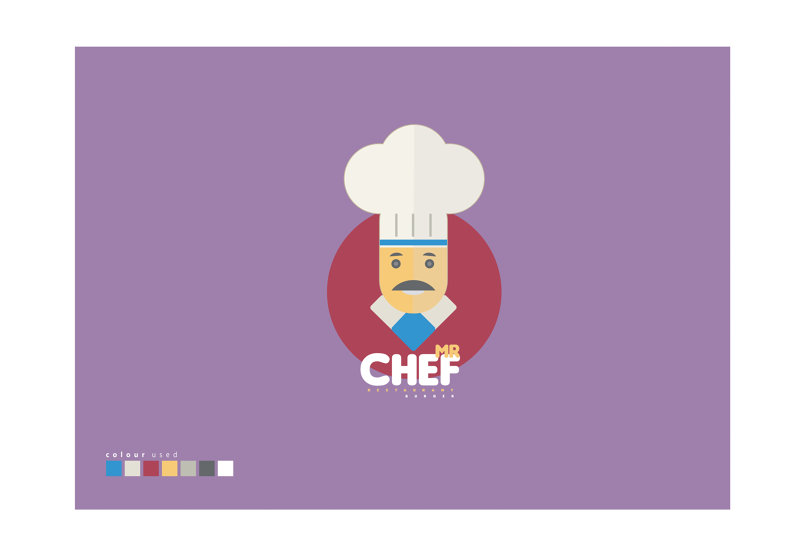 MR.CHEF LOGO