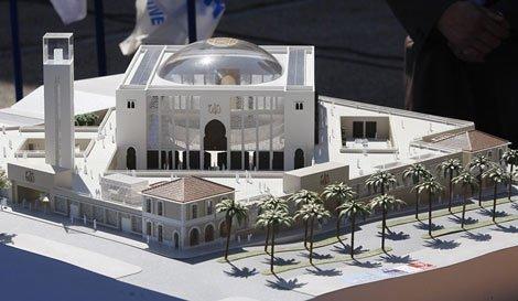 بناء مسجد