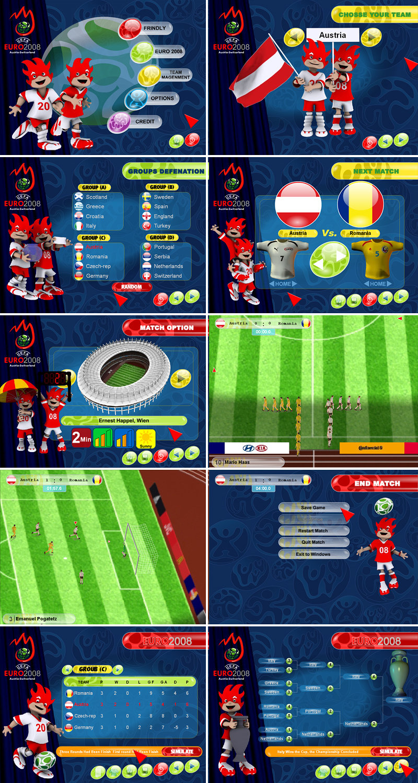 (2007) - Euro 2008 game