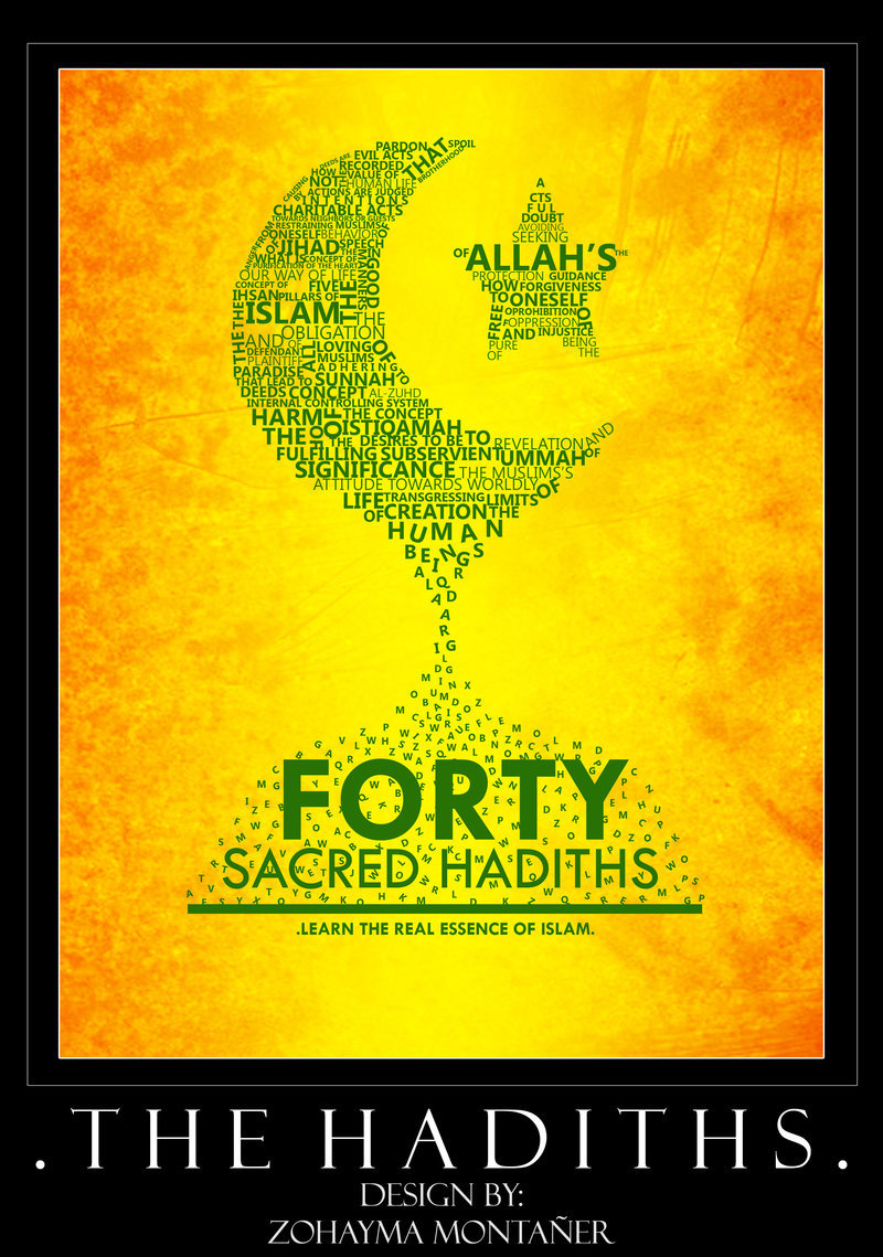 FORTY HADITHS.