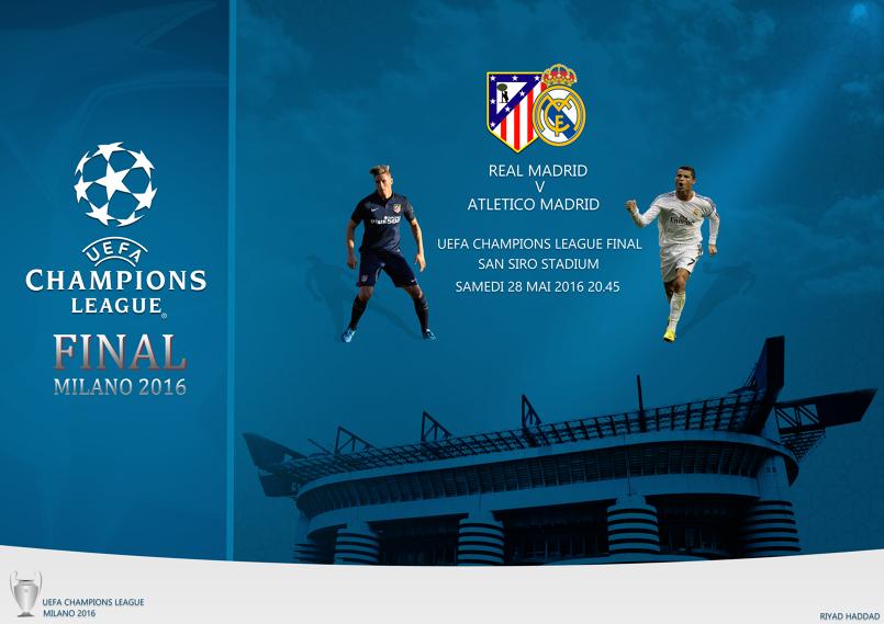 uefa champions league 2016 milano