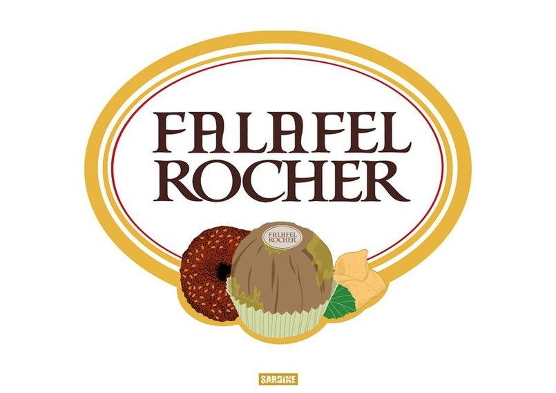 Falafel Rocher