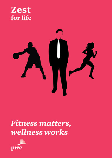 Zest for Life Posters - PwC