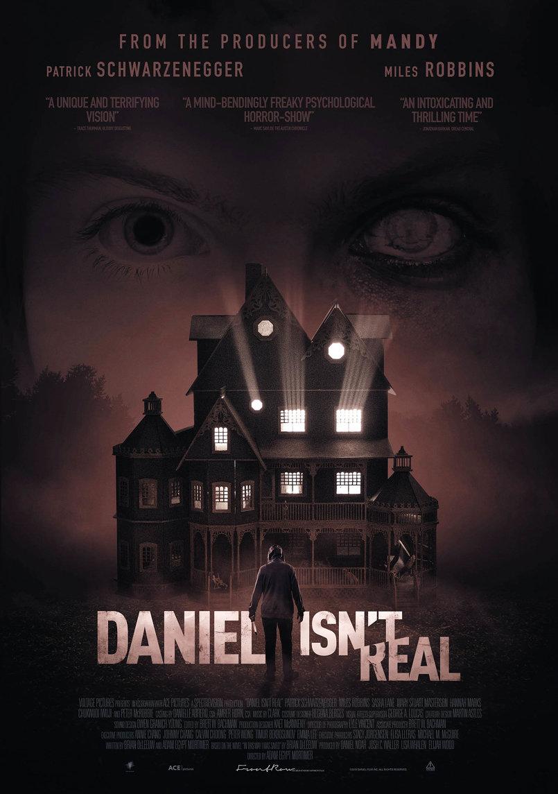 Daniel Isn't Real Movie Poster samples1