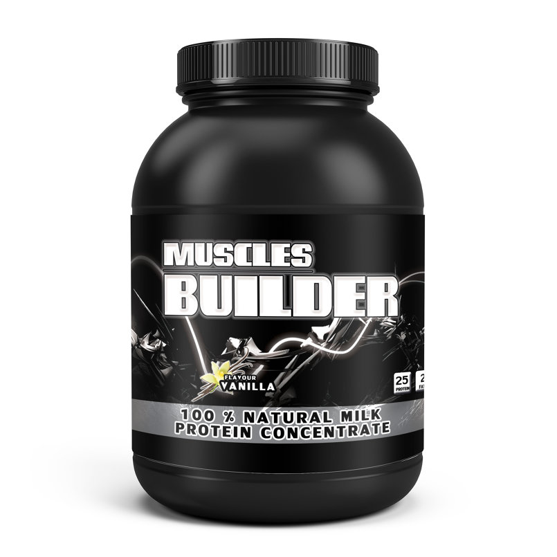 MUSCLES BUILDER